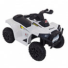 Детский электроквадроцикл PITUSO 68*42*45 см, Белый/WHITE