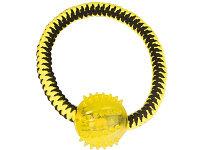 Игрушка-Перетяжка для собак Твист - Кольцо 19см M-Pets арт.10616599