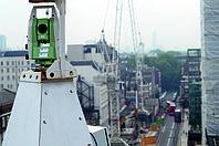 Мониторинг крупных объектов на земле и под землей