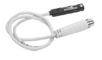 MRS.UAP - ДАТЧИК магнитный герконовый c кабелем (300мм, 3-х проводный) и разъемом М8х1, =24B