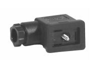 300.11.01L - ЭЛЕКТРОРАЗЪЕМ c Индикацией (30 мм), 24V AC/DC, DIN 43650/A, IP65