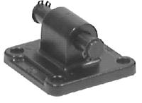 1380.32.09F - ВИЛКА ЗАДНЯЯ в комплекте с осью для пневмоцилиндра ISO, алюм. сплав