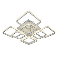 Потолочная хрустальная люстра на 8 квадратов C6604-4+4