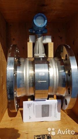 Расходомер вихревой Rosemount взрывозащищен DN200