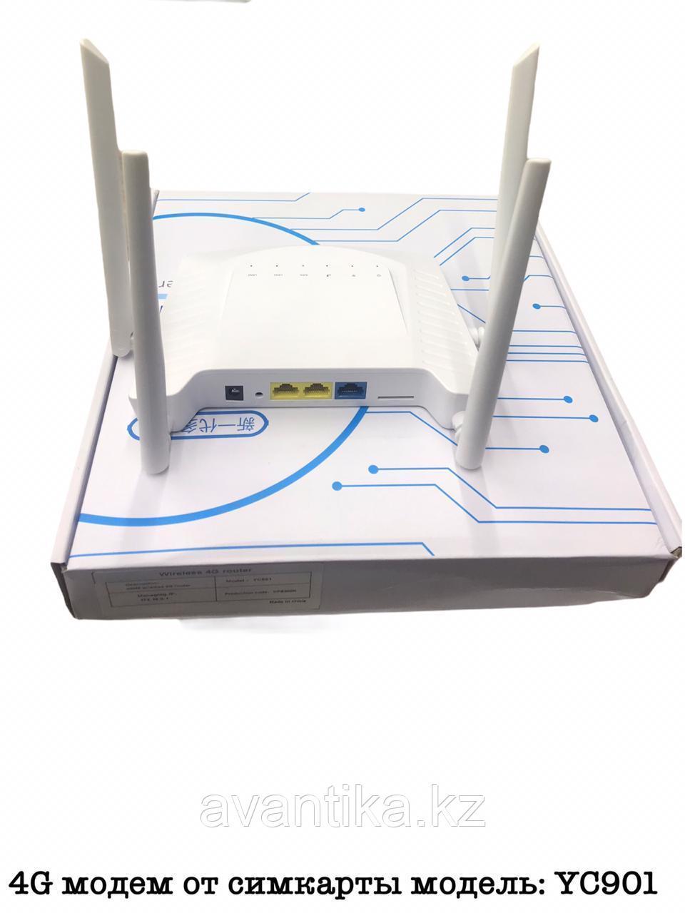 4G модем от симкарты YC901 - фото 2
