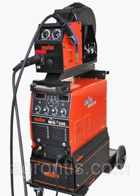 Сварочный полуавтомат Jasic MIG 500 (N291)/J91/(N221))+ турель