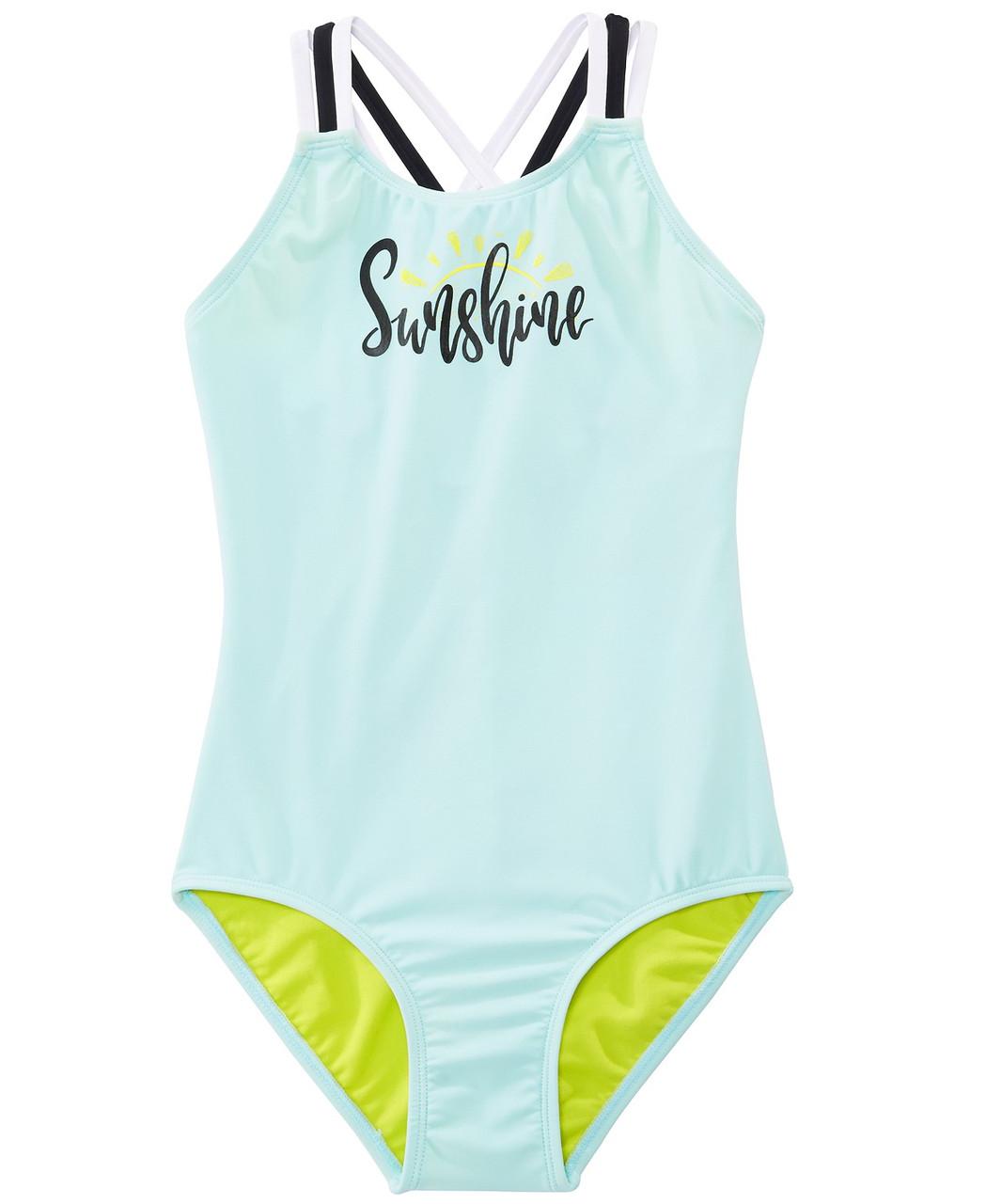 Summer Crush Детский купальник для девочек 2000000411347