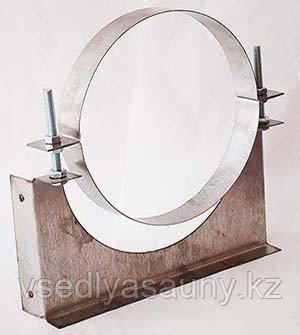 Крепление стеновое (нерж 1,0 мм), D-115 мм. Тип-1. для дымохода. Sffera. - фото 1