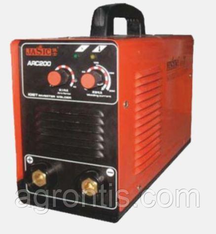 Сварочный инвертор JASIC ARC 200 (J76)