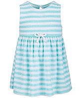 First Impressions Детское платье для новорожденных девочек 2000000409757 44-50, голубой
