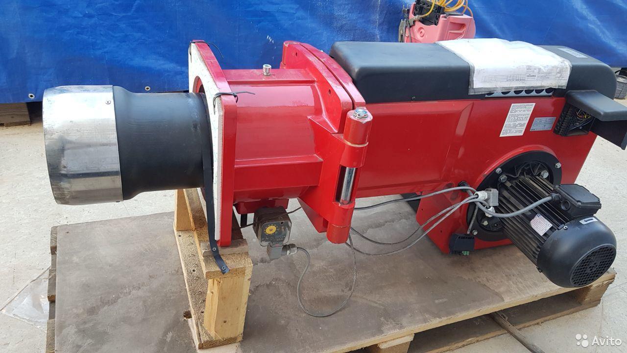 Газовые горелки Oilon 410-2350 kW Новые Финляндия