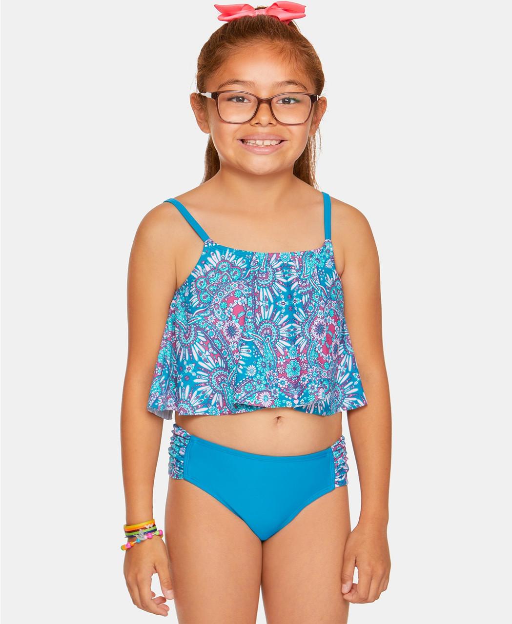 Summer Crush Детский купальник для девочек