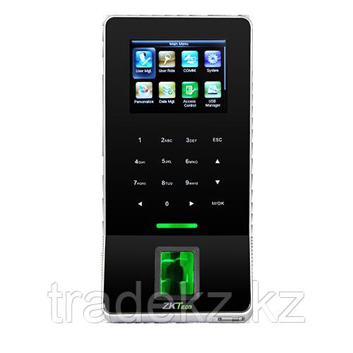 Терминал контроля доступа и учета рабочего времени ZKTeco F22 Silk ID