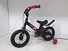 Детский велосипед Беркут 12 колеса. Алюминиевая рама. Легкий, фото 5