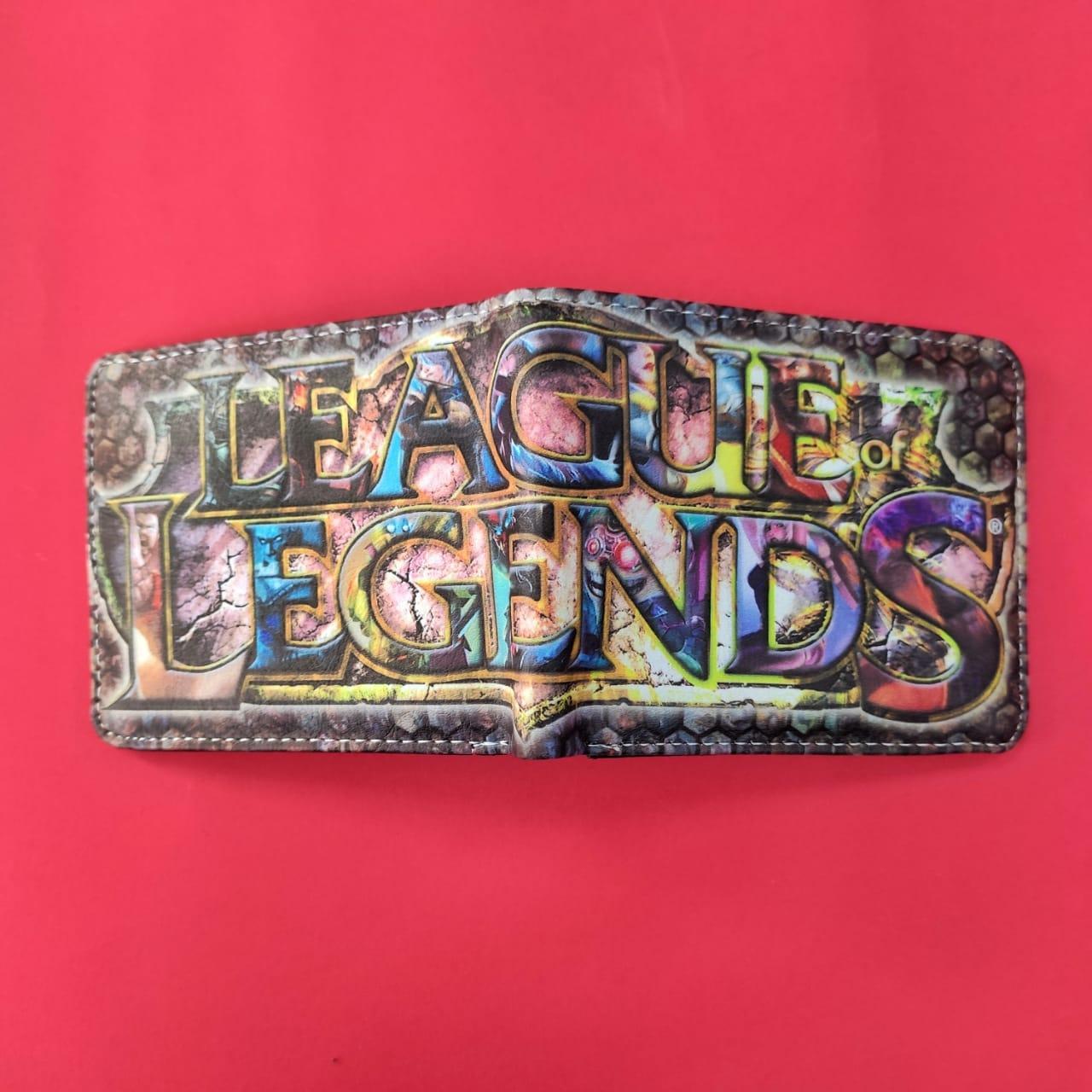 Кошелек Лига легенд - League of Legends
