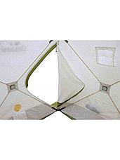 Палатка для зимней рыбалки PF-TW-14 Куб Следопыт Premium 2,1х2,1, фото 3