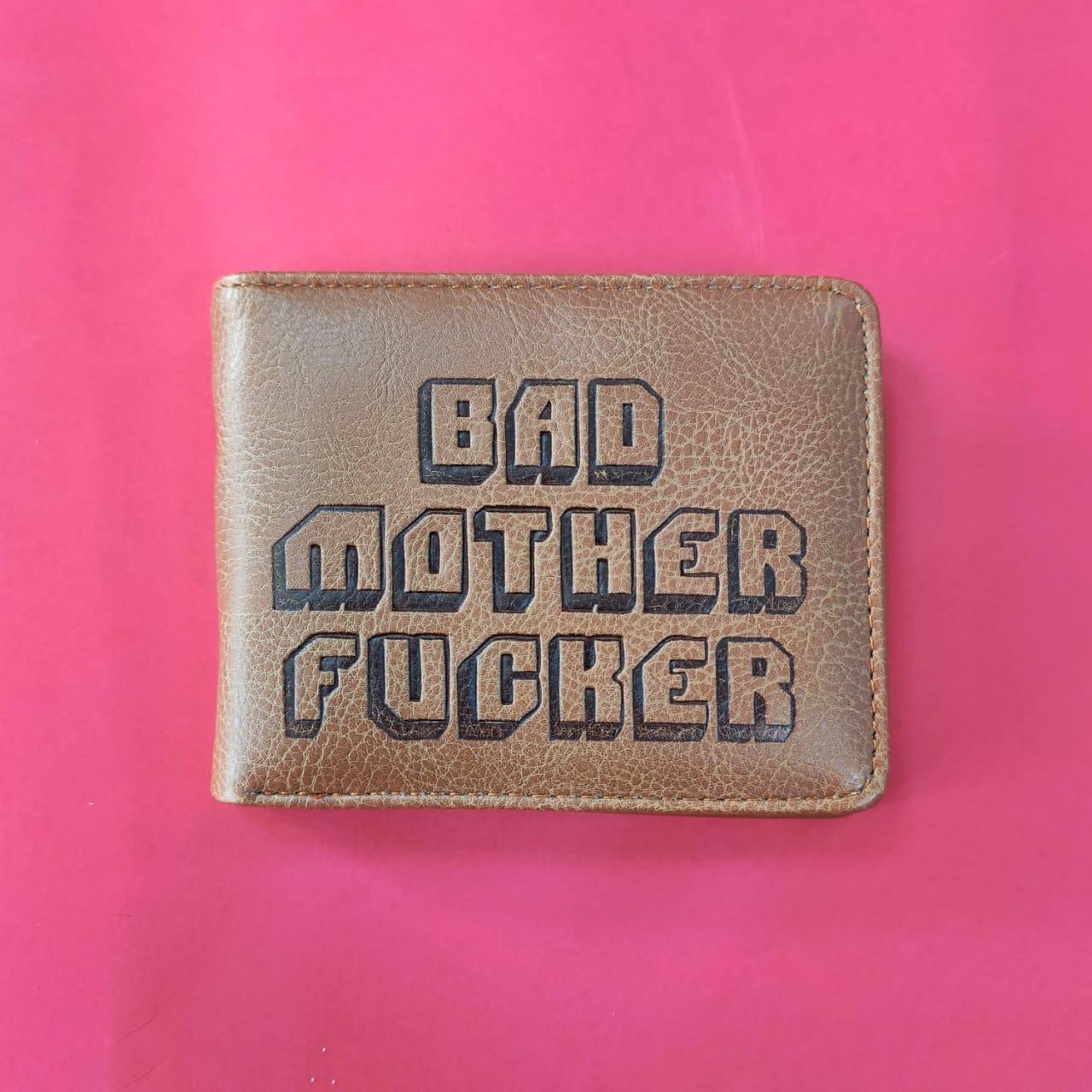 Кошелек Bad Motherfucker
