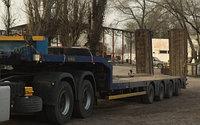 Трал Semitrailer Nooteboom Osd7364