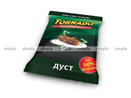 Торнадо Дуст 150гр Т305