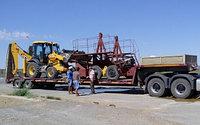 Трал ЧМЗАП-93853 Грузоподъемность 20 т, длина платформы 7,5 м