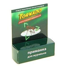 Торнадо от муравьев 3ампулы Т302