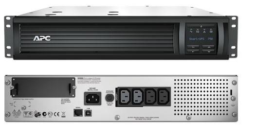 ИБП APC SMT750RMI2U (SMT750RMI2U)