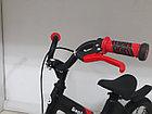 Легкий детский велосипед Беркут 14 колеса. Алюминиевая рама., фото 6