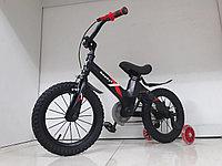 Легкий детский велосипед Беркут 14 колеса. Алюминиевая рама.