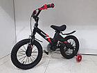 Легкий детский велосипед Беркут 14 колеса. Алюминиевая рама., фото 5
