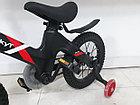 Легкий детский велосипед Беркут 14 колеса. Алюминиевая рама., фото 2