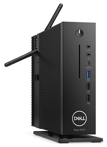 Тонкий клиент Dell Wyse 5070 thin client (210-ANVB_243)