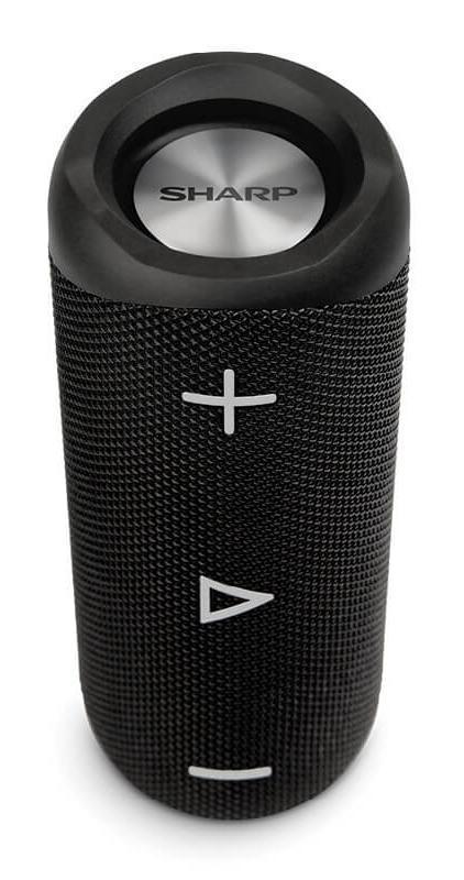 Беспроводная колонка Sharp GXBT280 (Black) - фото 2