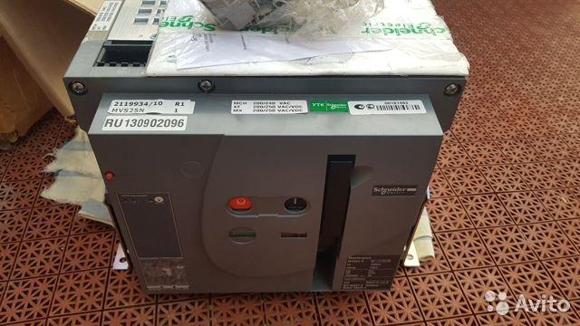 Автоматический выкл Schneider Masterpact 2500А