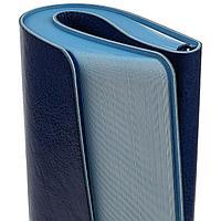 Ежедневник Slip, недатированный, сине-голубой