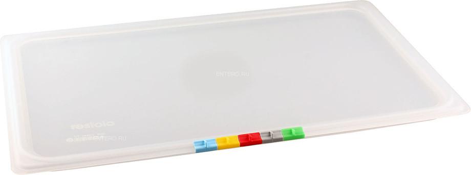 Крышка для гастроемкости Restola 422100401 GN 1/1 (530х325) полипропилен