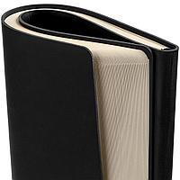 Блокнот с чистыми листами -черный Mild -А4