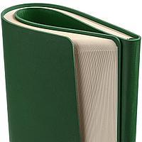Блокнот с чистыми листами -зеленый Mild -А4