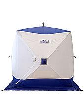 Палатка для зимней рыбалки PF-TW-12 Куб Следопыт 1,8х1,8 OXFORD 210D PU 1000, фото 3