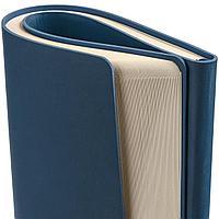 Блокнот с чистыми листами -синий Mild -А4