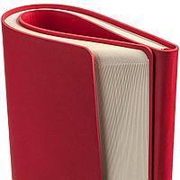 Блокнот с чистыми листами -красный Mild -А4