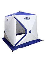 Палатка для зимней рыбалки PF-TW-07 Куб Следопыт 1,8х1,8 OXFORD 240D PU 1000