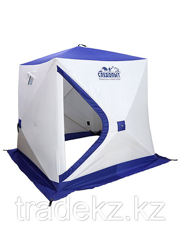 Палатка для зимней рыбалки PF-TW-07 Куб Следопыт 1,8х1,8 OXFORD 240D PU 1000, фото 2