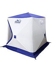 Палатка для зимней рыбалки PF-TW-07 Куб Следопыт 1,8х1,8 OXFORD 240D PU 1000, фото 3