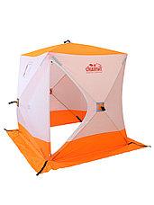 Палатка для зимней рыбалки PF-TW-02 Куб Следопыт 1,8х1,8 OXFORD 240D PU 1000, фото 2
