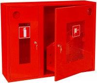 Шкаф пожарный ШПК-02/со стеклом/ 840*540-230 /красный или белый/, в Караганде