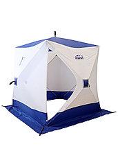 Палатка для зимней рыбалки PF-TW-04 Куб Следопыт 1,8х1,8 OXFORD 240D PU 1000, фото 3