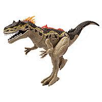 Аллозавр, световые и звуковые эффекты