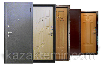 Двери утепленные