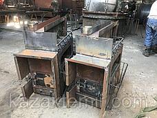 """Банная печь квадратная """"Сауна-сухопарник"""", фото 2"""