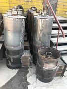 "Банная печь круглая ""Люкс"" (диаметр 520)"
